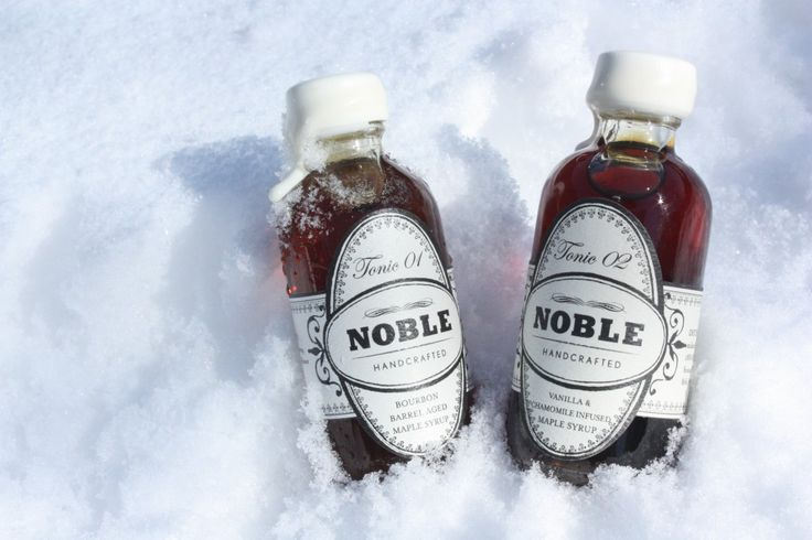 TBS tried out Noble Maple syrup's exotic flavours! Bourbon? Check! Vanilla and Chamomille? Check! Check out what we think!
