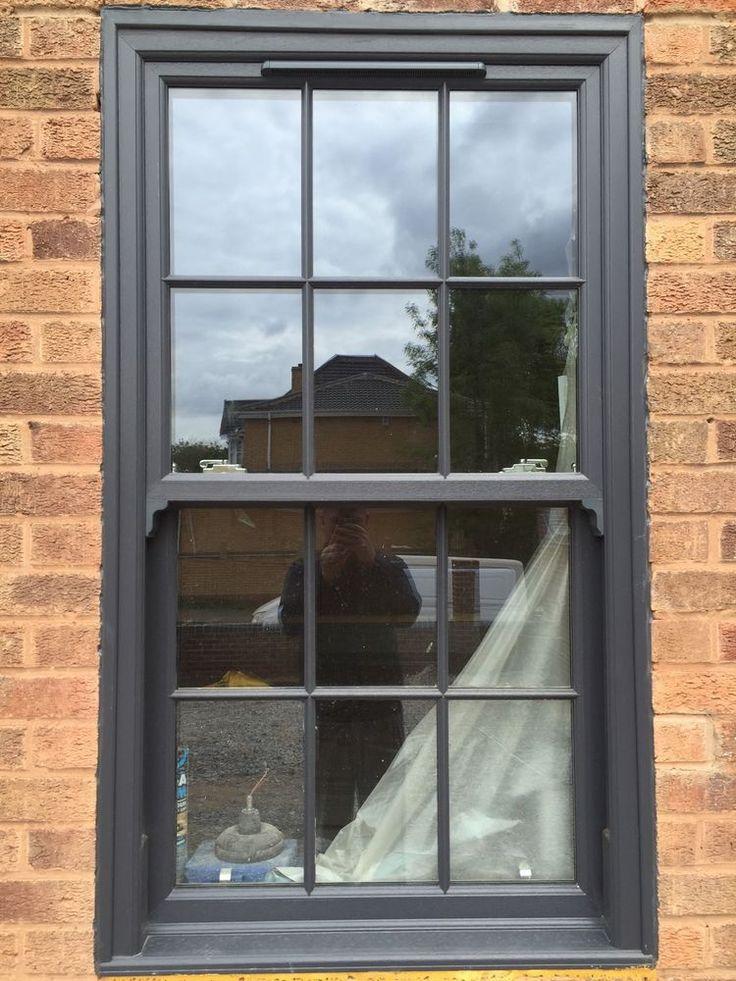 UPVC Sash Windows Made To Measure