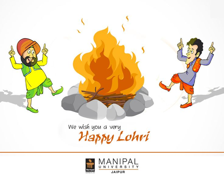 Manipal University Jaipur #wishes you a very Happy Lohri!! #Happy_Lohri #Manipal_University_Jaipur