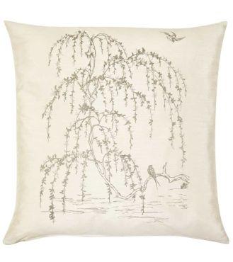Weeping Willow Cushion 50cm X Cushions Cherry