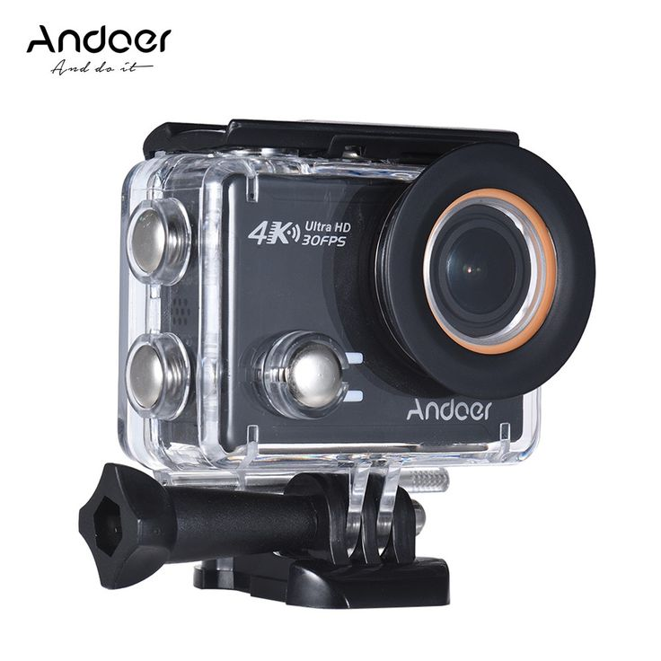 Andoer AN100 4K WiFi Action Sports Camera Sales Online Array - Tomtop