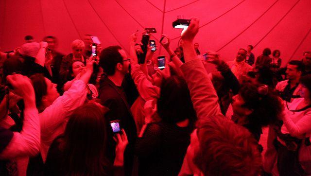 Visite de Monumenta 2011 avec OrsayCommons