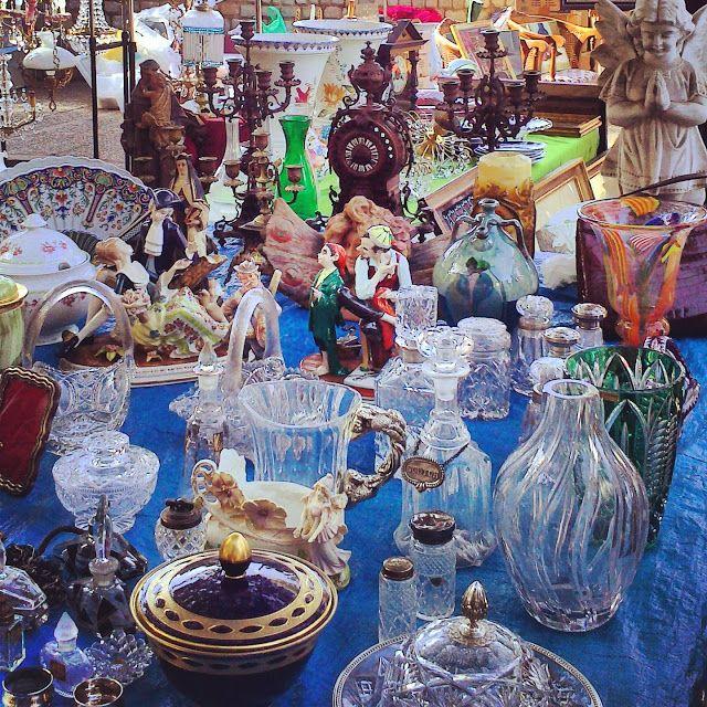 Ruta por el Mercado Vintage de Girona y el Vintagefest de Mercantic