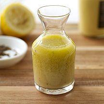 Vinaigrette à la moutarde - 2pp