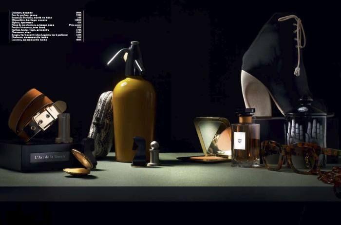 Sélection d'objets ÉPURAMA dans le nouveau numéro de MAGAZINE N°17 / septembre-octobre-novembre 2014 - http://magazinemagazine.fr/