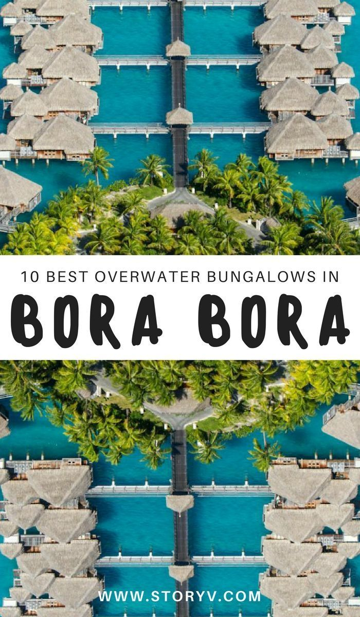 Are you thinking about going on a romantic adventure with your other half? Consider staying in one of these magical overwater bungalows in Bora Bora... (click through to read now!)