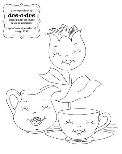 Vintage embroidery pattern                                                                                                                                                                                 More