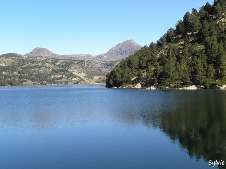 Lac des Bouillouses / Pyrénées-Orientales