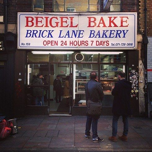 A salt beef bagel from Beigel Bake | 21 Of The Most Delicious Cheap Eats In London