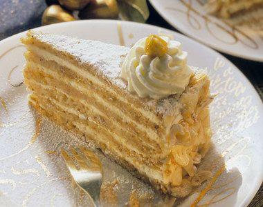 Great Torten Rezepte Nuss Sahne Torte Wohnen und Garten Foto