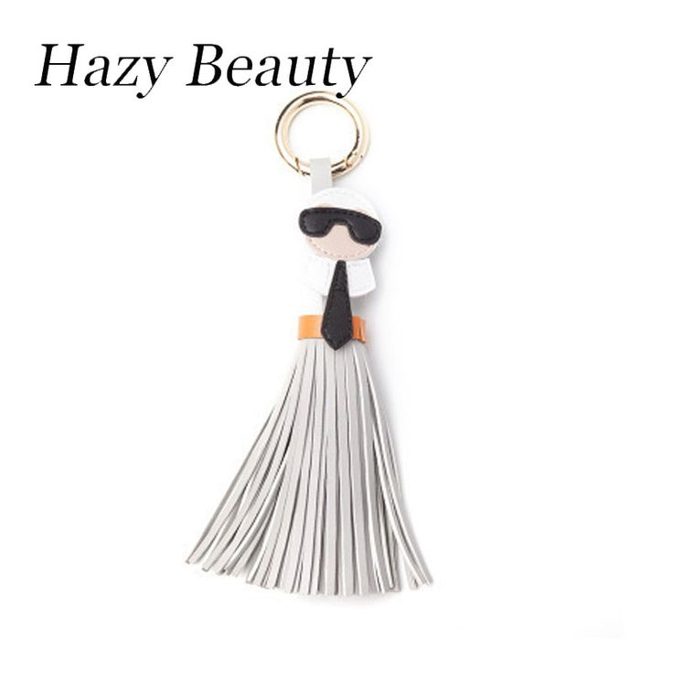 Hazy beauty New lucky doll women handbag charm super chic and hot design lady shoulder bags drops fringed easy matching DH801