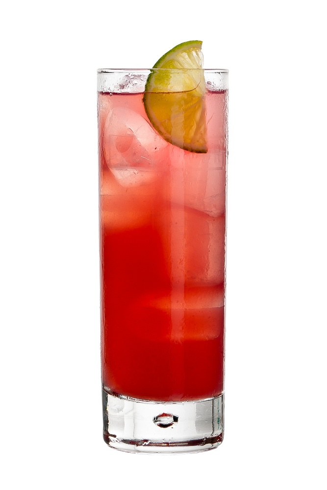 SEABREEZE - INGREDIENTS -   2 measures Vodka  3 measures Cranberry Juice,  1 1/2 measures Freshly squeezed grapefruit juice  Garnish    Lime slice  INSTRUCTIONS - 1 Serve drink with all ingredients shaken with ice. 2 Strain into a glass of ice. HOW TO SERVE IT -   Serve in a Collins glass  Garnish with a lime slice