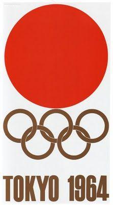 —Nostalgia. TOKYO 1964 by Yusaku Kamekura