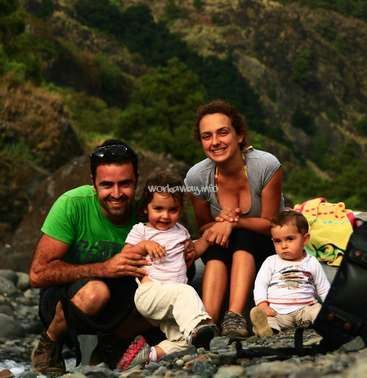 Workaway in Spain. Family looking for a native English speaker for language practice and a little help with a small organic farm in Los Realejos, Tenerife
