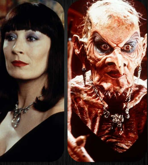 Anjelica huston - the grand high witch