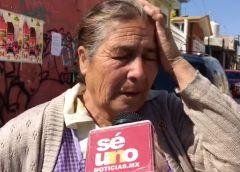 Sin policías y alumbrado público viven vecinos de Zinacantepec