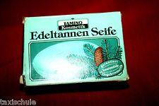 Original 70er Jahre Feinseife Sammler alte Seife Severa Edeltanne Deco Bad Retro