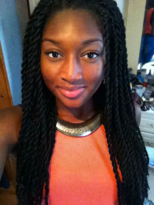 Senegalese Style Kinky Twist | Tagged With Senegalese Twists , Submission ,  .