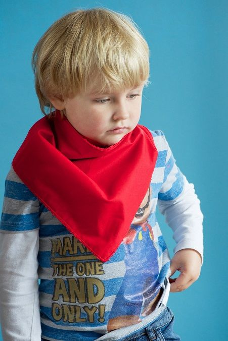 Neckerchief Bibs -  Made from 100% polycotton, 100% cotton towelling and 2oz. nylon waterproof with 2 inches of Velcro for fastening. Poppers will cost an additional 50p per bib. #cerebralpalsy #autism #asd #adhd #children #babies  http://www.fledglings.org.uk