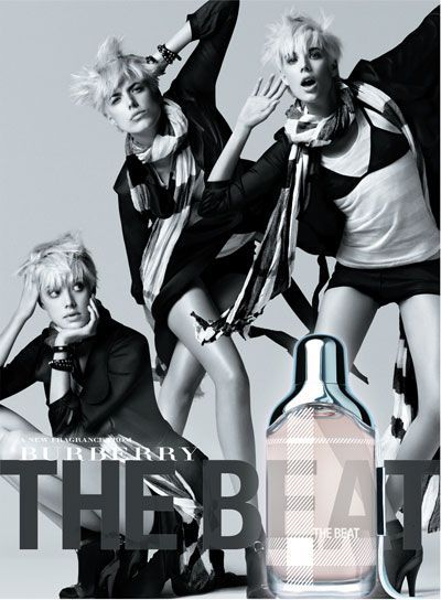 The Beat Burberry perfume - a fragrance for women 2008