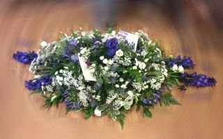 Sympathy & Funeral Flowers | Forget Me Not Florist in Budleigh