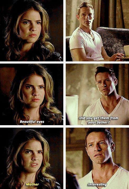 #TeenWolf Gosh i just want malia to know that he is her dad!!