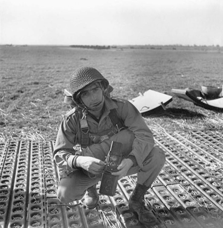 d-day photographer