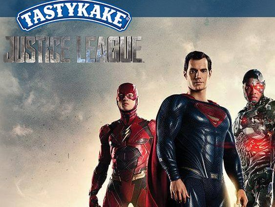 $1,691.91 in Six coupons for a free Tastykake Family pack; 8 Fandango promo codes each good for two free movie tickets; an $800 gift card; 2 Justice League posters; a movie projector; a projector screen; and an action video camera. Submit your entry...