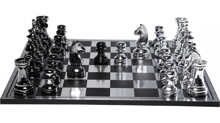 Jeu d´echecs Big Chess Kare Design