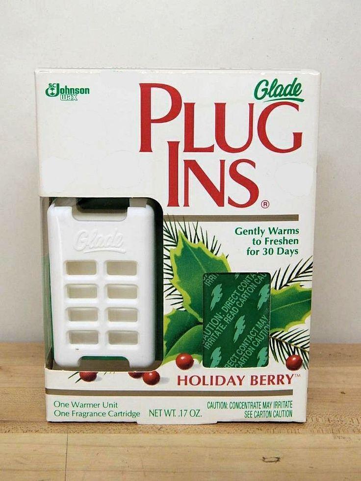 Glade PlugIns Air Freshener (Plug it in, Plug it in
