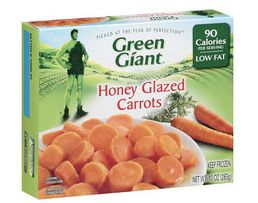 Save $0.50 on Green Giant Frozen Vegetables: Carrots $0.98 at Walmart