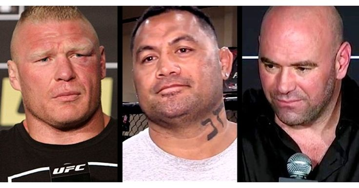 Some of the latest News from MMA Weekly  Mark Hunt Files Lawsuit Against Brock Lesnar Dana White and UFC
