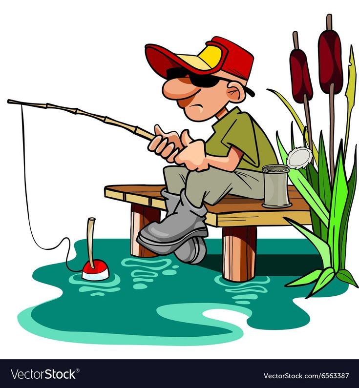 чтобы рыбалка картинки мультяшные выслать сценарий