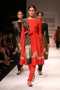 #red #Sabyasachi