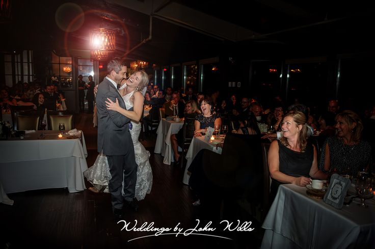 A Fun first dance photo at Ancaster Mill Ontario. Both moms looking on smiling :)  http://www.weddingsbyjohnwills.com