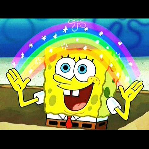 Mentahan Meme Spongebob Lucu Bacot dan Polosan Gambar Lucu ...
