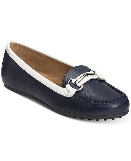 07e1343c2fa Aerosoles Drive Along Loafers - Flats - Shoes - Macy s