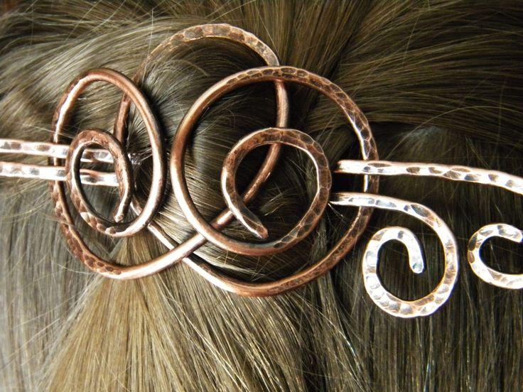 Hair Jewelry Hair Accessories Hair Fork Hair by ElizabellaDesign