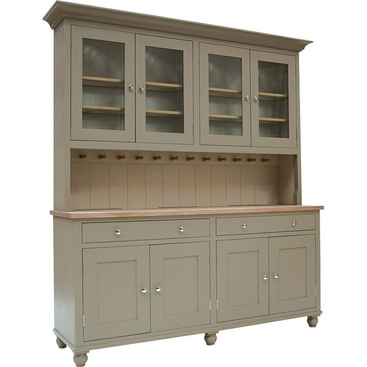 Double Suffolk dresser