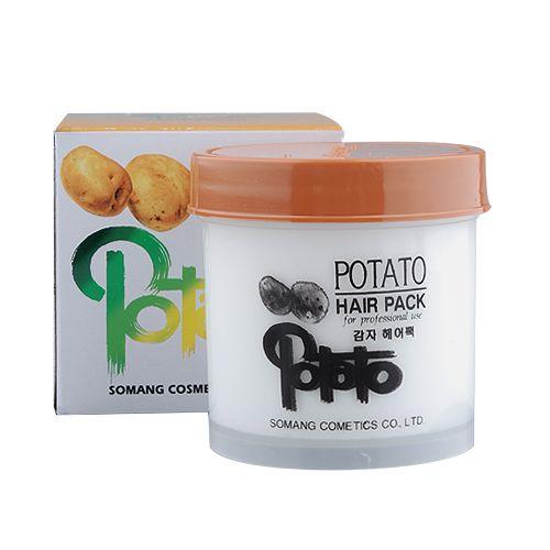 """Картофельная маска для волос """"Potato Hair Pack"""" 150 гр."""