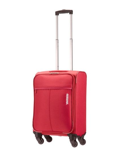 American Tourister- At Toulouse range: http://www.londonluggage.co.uk/brand/american-tourister/at-toulouse/