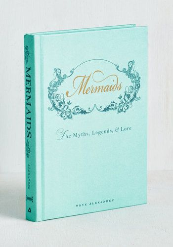 Mermaids: The Myths, Legends, & Lore - Multi, Nautical, Good, Gals, Nifty Nerd, Pastel, Top Rated