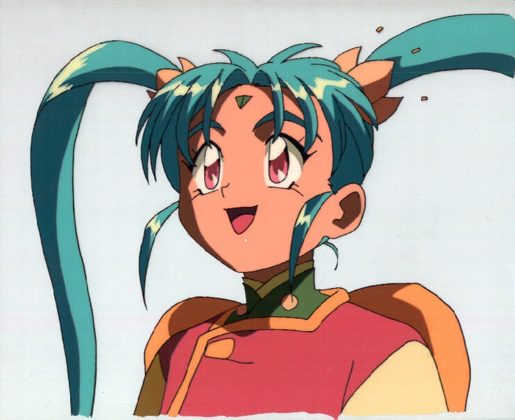 Sasami from Tenchi Muyo