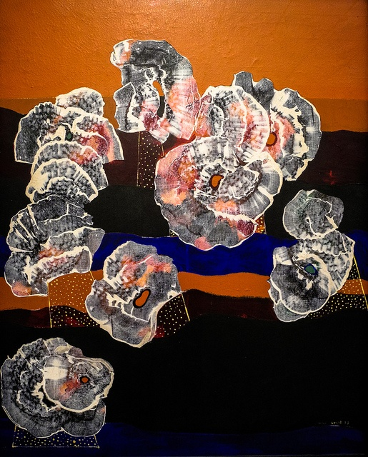 Max Ernst - Shell Flowers, 1929 at Museum Ludwig Cologne Germany by mbell1975, via Flickr