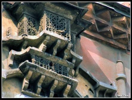 ..Turkish bird house