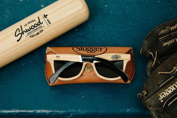 Shwood for Louisville Slugger 2014 Spring/Summer Collection