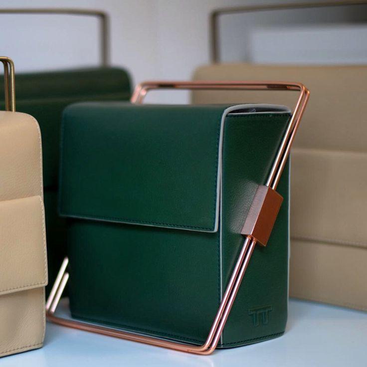 I Got Rhythm Green. Www.lautemshop.com #lautem #bag #design #colours