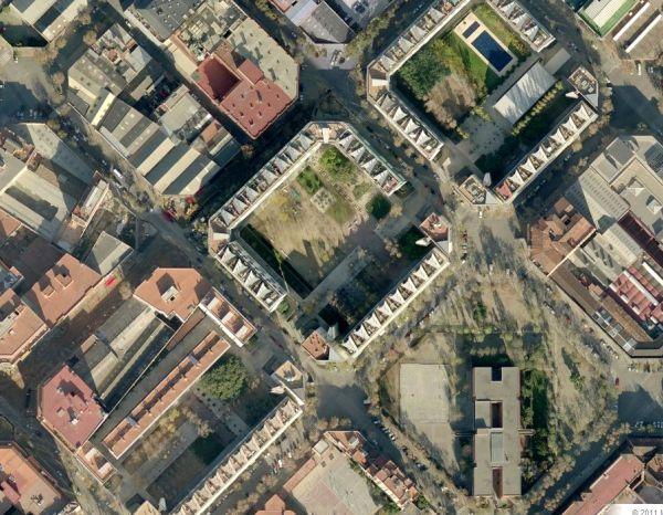 Barcelona Olympic Manzanas