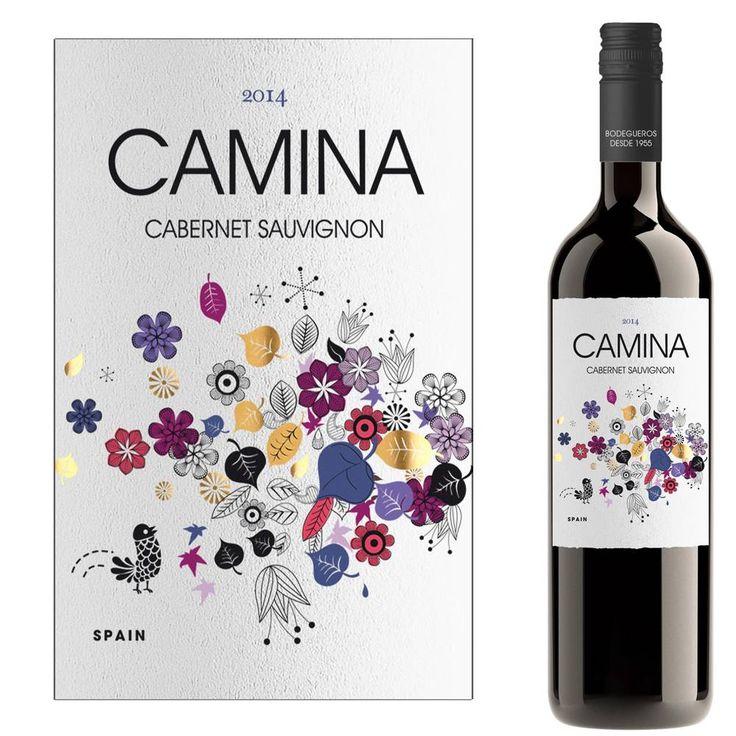 Mooie, intense robijnrode kleur. Wijn met veel fruitige aroma's en met noties van zwarte bes.  #wijn #wijnmarkt #wine #cabernetsauvignon #cabernet