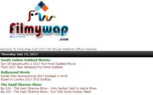 Filmywap - Home Of Hindi Punjabi And All Indian Movies